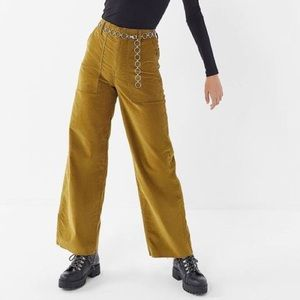 BDG Ciara Carpenter Corduroy Pants Size 6
